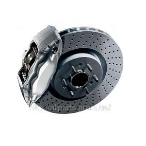 دیسک چرخ و کالیپر