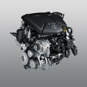 موتور کامل کرولا